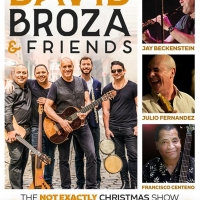 David Broza & Friends Present THE NOT EXACTLY CHRISTMAS SHOW Photo
