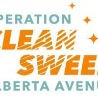 Alberta Avenue Business Association Launches Operation Clean Sweep Alberta Avenue