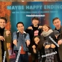 VIDEO: MAYBE HAPPY ENDING's Kenny Tran Takes Over Instagram! Photo