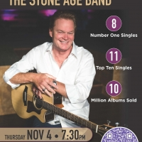 Doug Stone to Perform with the Stone Age Band at WYO Photo