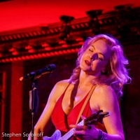 Photo Coverage: Storm Large Concludes Sold Out Run at Feinstein's/54 Below Article