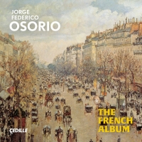 Pianist Jorge Federico Osorio Releases New Cedille Records Album Photo