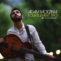 Guitarist Adam Moezinia To Release Debut Album FOLK ELEMENT TRIO In April Photo