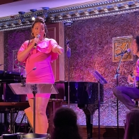 BWW Review: LILLI COOPER Dispenses ALL THE FEELS at 54 Below Photo