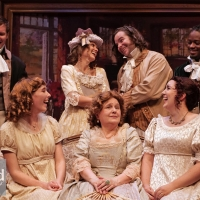 BWW Review: Good Theater Reopens with Scintillating World Premiere of Rob Urbinati's  Photo