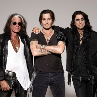 VIDEO: Watch Hollywood Vampires Perform 'I Want My Now' On THE LATE LATE SHOW WITH JAMES CORDEN