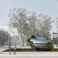 National Gallery Announces New Sculpture Garden Commission By Artist Lindy Lee Photo
