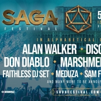 Disclosure, Marshmello, & More Join SAGA Festival Lineup Photo