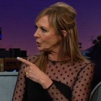 VIDEO: Allison Janney Talks About Pranking Nicholas Hytner on THE LATE LATE SHOW WITH JAMES CORDEN