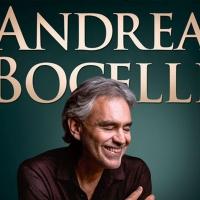 Andrea Bocelli Announces June 2020 California Tour Dates