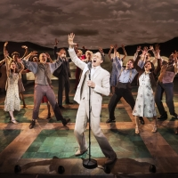 Photo Flash: First Look at GIRL FROM THE NORTH COUNTRY on Broadway! Photos