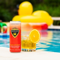 Monaco�® Cocktails Debuts New Tequila Sun Crush For Summertime Sipping Photo