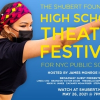 James Monroe Iglehart Hosts The 2021 High School Theatre Festival Presented By The S Photo