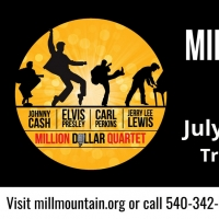 Broadway's James Moye To Direct MILLION DOLLAR QUARTET at Mill Mountain Theatre Photo
