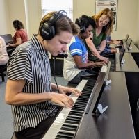 Hoff-Barthelson Music School Launches New Keyboard Lab For Students Of All Ages Photo