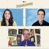 VIDEO: Cecily Strong & Cinco Paul Explain the Golden Age Nostalgia of SCHMIGADOON! Photo