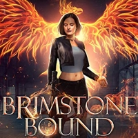 Helen Harper Releases New Book BRIMSTONE BOUND Photo