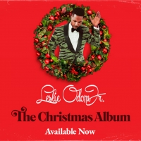 Listen to Leslie Odom, Jr.'s New Holiday Album- 'The Christmas Album' Photo