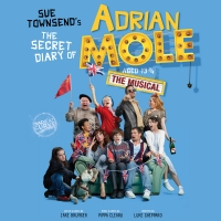 THE SECRET DIARY OF ADRIAN MOLE AGED 13¾ Will Close 28 September Photo