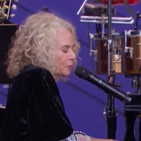 VIDEO: Carole King Sings 'Beautiful' at The Global Citizen Festival Photo
