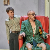 ENDGAME, Starring Alan Cumming and Daniel Radcliffe, Officially Opens Tonight at the  Photo