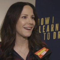 BWW TV: Mary-Louise Parker, David Morse & More Talk Bringing HOW I LEARNED TO DRIVE B Photo