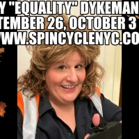 Molly 'Equality' Dykeman Presents Live Pop-up Show ALL BY MYSELF Photo