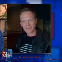 VIDEO: Paul Bettany Talks About Playing Vision on THE LATE SHOW WITH STEPHEN COLBERT Photo