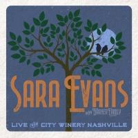 Sara Evans Drops New Live Album with Family
