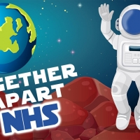 TOGETHER/APART NHS Launches Today Photo