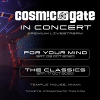 Cosmic Gate Announce Two-Part Digital Concert Series Photo