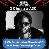2 Chainz Acquires Stake in Atlanta's A3C Festival & Conference