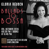 BWW Interview: Gloria Reuben of BALLADS TO BOSSA at Feinstein's/54 Below Photo