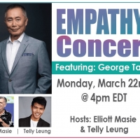 George Takei to Take Part in EMPATHY CONCERT Hosted by Telly Leung Photo