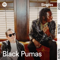 Black Pumas Release Spotify Holiday Single 'Christmas Will Really Be Christmas' Photo