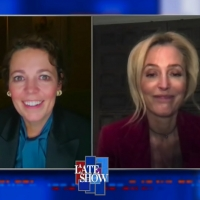 VIDEO: Olivia Colman & Gillian Anderson Talk Specific Accents for THE CROWN on THE LA Photo