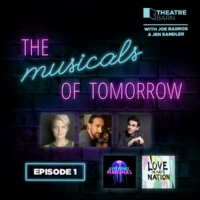 LISTEN: Joe Iconis and More Join THE MUSICALS OF TOMORROW Podcast Photo