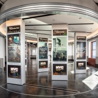 EMPIRE STATE BUILDING OBSERVATORY Completes Redevelopment of the 80th Floor-Go Visit