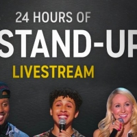 Comedy Central to Live Stream 24 Hours of Stand-Up Content on Youtube Video