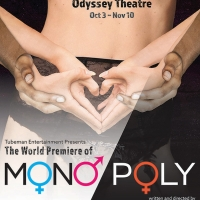 MONO/POLY Opens Oct. 5 At The Odyssey Theatre In Los Angeles Photo