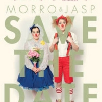 Morro and Jasp Present SAVE THE DATE at the 2020 Next Stage Theatre Festival