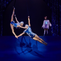 'TWAS THE NIGHT BEFORE… By Cirque Du Soleil Opens at Hulu Theater At Madison Square Garden