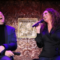 BWW Review: TUESDAYS AT 54  WITH ROBBIE ROZELLE Kicks Ass at 54 Below Photo