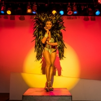BWW Interview: Tymisha Harris in JOSEPHINE: A BURLESQUE CABARET DREAM PLAY, Outdoors  Photo