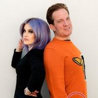 Kelly Osbourne & Jeff Beacher Launch New Podcast Photo