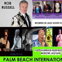 3rd Annual Palm Beach International Jazz Festival Announced Photo