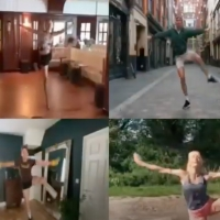 VIDEO: The 2013 London Cast of A CHORUS LINE Performs the Opening Number From Home! Video