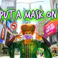 VIDEO: Gina Naomi Baez Parodies HOCUS POCUS With 'I'll Put a Mask On You' Photo