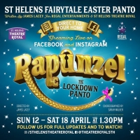 Regal Entertainments RAPUNZEL Panto Will Come Directly to Homes Photo