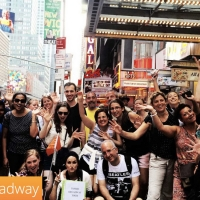 ExperienceFirst Launches New Live Stream Series VISITING BROADWAY Photo